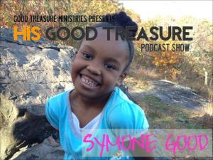 Symone good treasure podcast show
